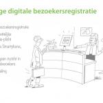 Eenvoudige Digitale Bezoekersregistratie